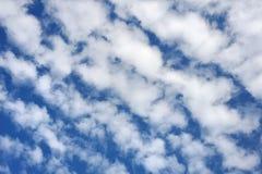 覆盖cloudscape天空 图库摄影
