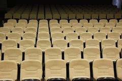 观众位子 免版税库存图片