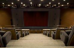 观众席阶段 库存图片