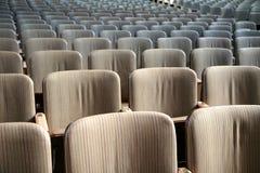 观众席 免版税库存图片