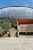 观众席Parco della Musica 免版税图库摄影
