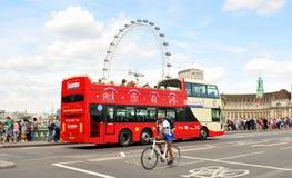观光的伦敦 免版税库存照片