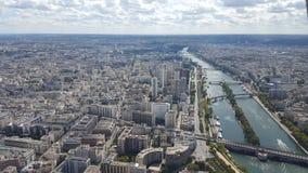 观光的巴黎 库存图片