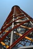 观测塔 库存照片