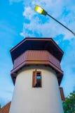 观测塔 库存图片