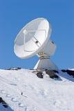 观测所手段滑雪倾斜西班牙 库存照片