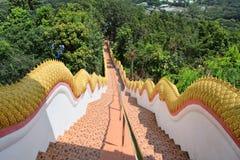 观点土井西康省观点视图在清迈泰国的土井西康省塔 免版税库存图片