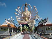 观音工业区12月2015年泰国雕象  库存照片