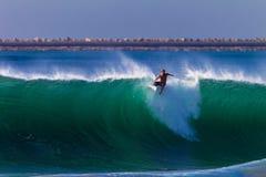 规定期限错误通知冲浪者   库存照片