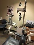 视力测验设备 库存图片