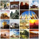 视图世界 免版税库存图片