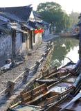 视图zhouzuang 图库摄影
