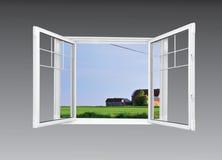 视窗 向量例证