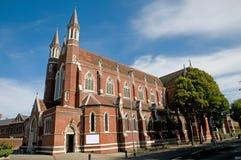 角度大教堂 免版税库存照片