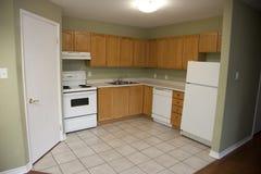 角落的厨房 免版税库存照片