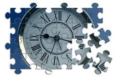 解决方法时间 免版税库存图片