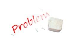 解决问题 免版税库存照片