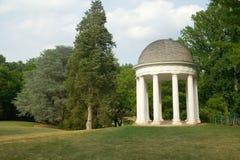 詹姆斯・麦迪逊的蒙彼利埃豪宅 免版税库存照片