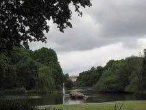 詹姆斯公园st 免版税图库摄影
