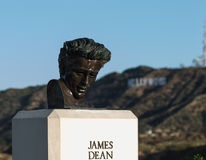 詹姆斯教务长 免版税库存照片