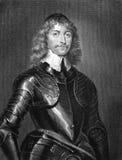 詹姆斯格雷姆, Montrose的第1位候爵 库存图片