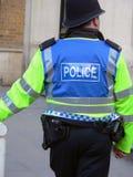 警察伦敦 库存图片