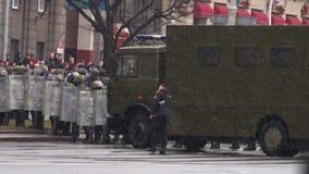 警察和他们的盾 影视素材