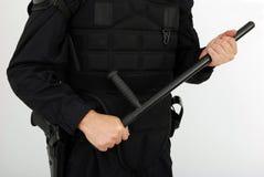 警察暴乱 库存照片