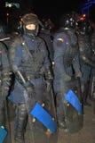 警察绳子 免版税库存照片