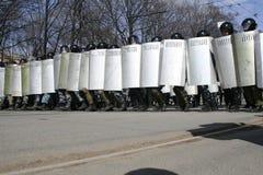 警察 免版税图库摄影