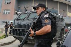警察 图库摄影