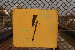 警报信号 库存照片