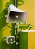 警报器 免版税库存照片