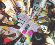 计划创造性的类图书馆实习教师想法概念 图库摄影