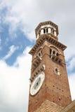 计时意大利塔维罗纳 免版税图库摄影