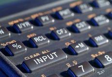 计算器科学 库存图片