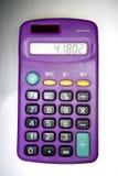 计算器编号 免版税库存图片