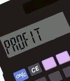 计算器 图库摄影