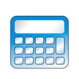 计算器 免版税图库摄影