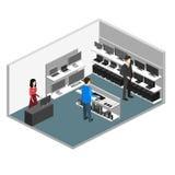 计算机专卖店等量内部  库存图片