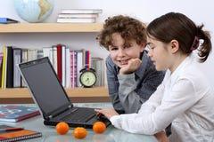 计算机世代 免版税库存图片