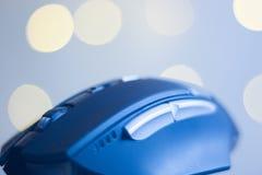 计算机个人计算机光电鼠标 免版税图库摄影