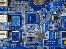 计算机主板 免版税图库摄影