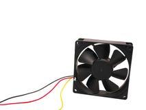 计算机冷却风扇 库存图片