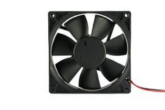 计算机冷却风扇 免版税库存照片