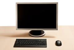 计算机办公室 库存照片