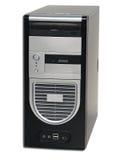计算机台式计算机 免版税图库摄影