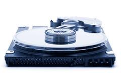 计算机困难的磁盘驱动器 图库摄影