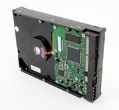 计算机困难的磁盘驱动器 库存图片