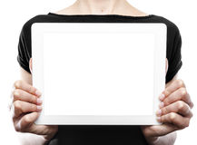 计算机图标屏幕集合片剂 免版税图库摄影